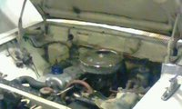 Picture of 1972 Toyota Corona, engine