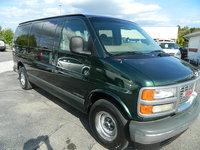 2000 GMC Savana Cargo Overview