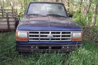 1990 Ford Ranger S Standard Cab LB, Still a hard-working truck., exterior