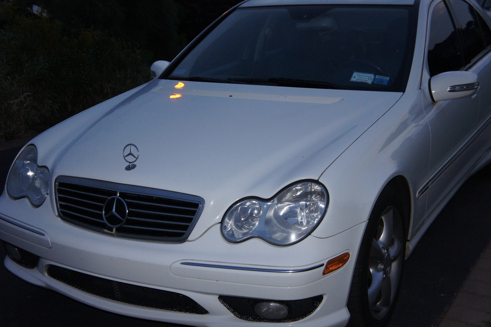 Picture of 2006 mercedes benz c class c230 sport 4dr sedan for Mercedes benz 2006 c230 sport