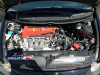 Picture of 2009 Honda Civic Si, engine