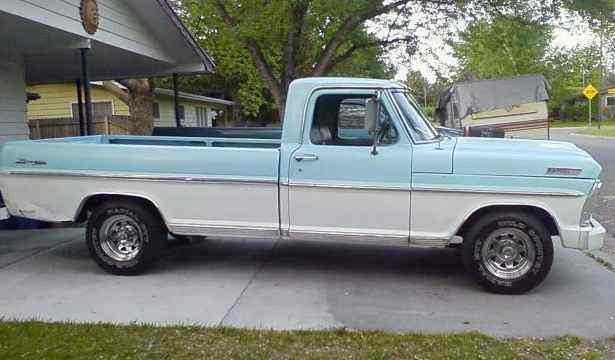 All Of Craigslist 1967 1972 F100 Autos Post