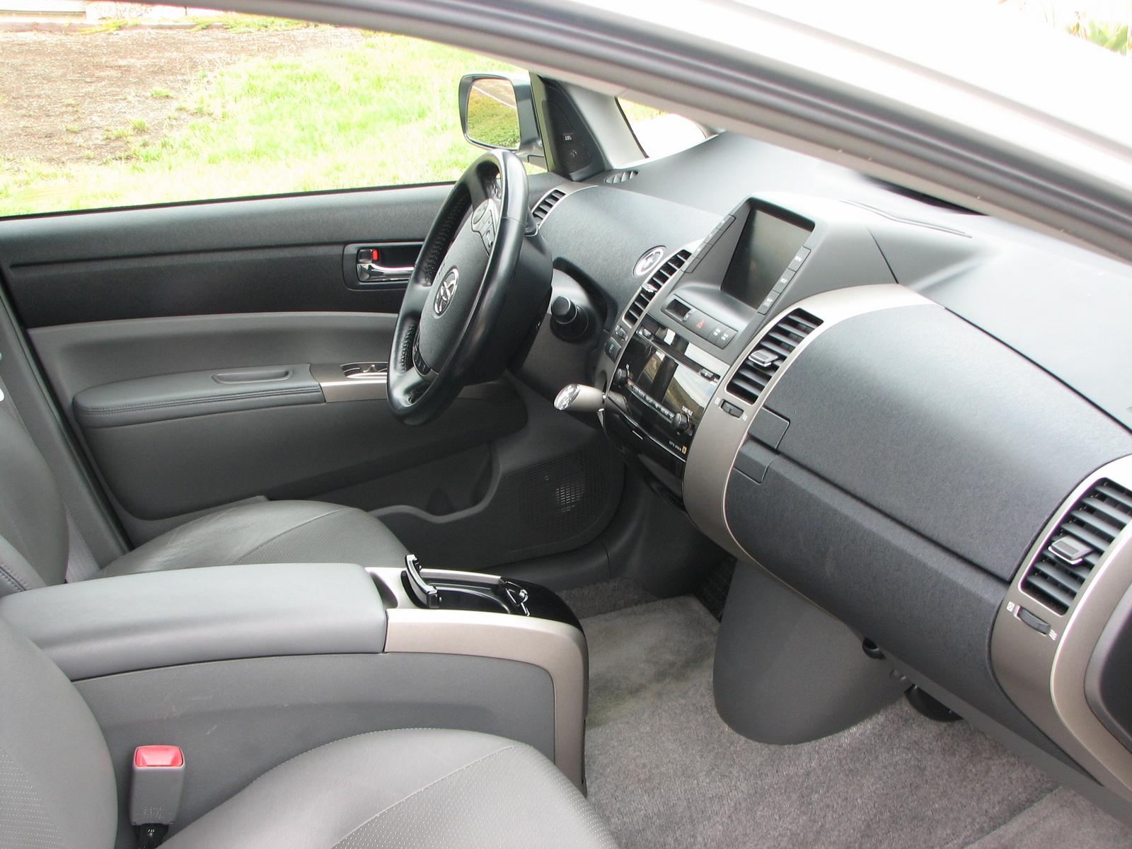 2007 toyota prius interior pictures cargurus