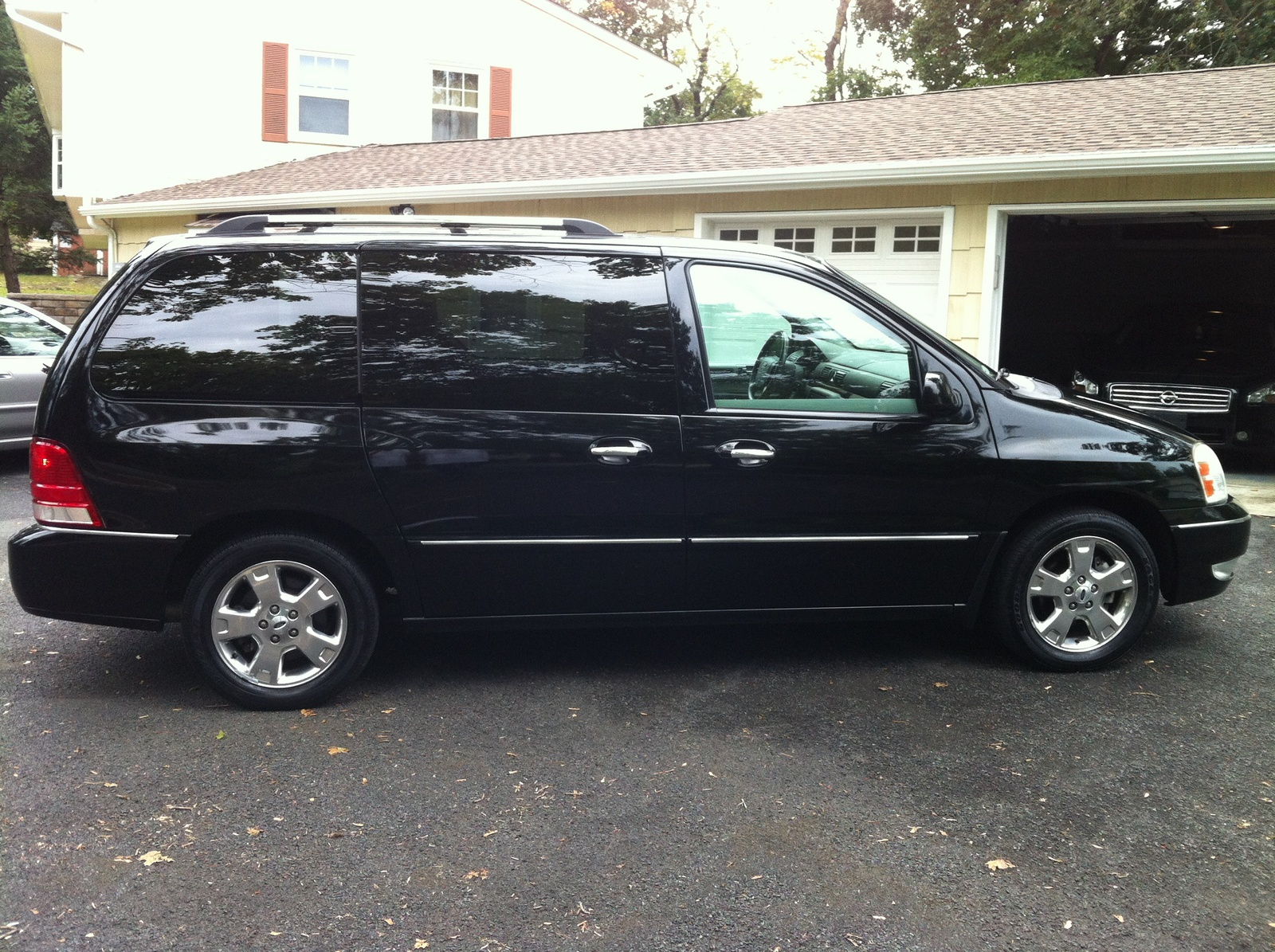 2006 Ford Freestar XXI Century Cars