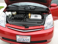 Picture of 2008 Toyota Prius Liftback, engine