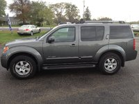 Picture of 2005 Nissan Pathfinder SE Off Road 4WD, exterior, gallery_worthy