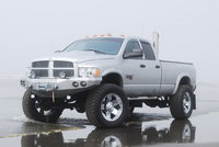 2007 Dodge Ram Pickup 2500 Laramie Mega Cab 4WD, spark plugs are for pussies message brought to you by Cummins, exterior