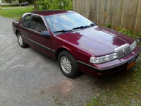 Picture of 1989 Mercury Cougar, exterior