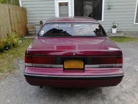 1989 Mercury Cougar Overview