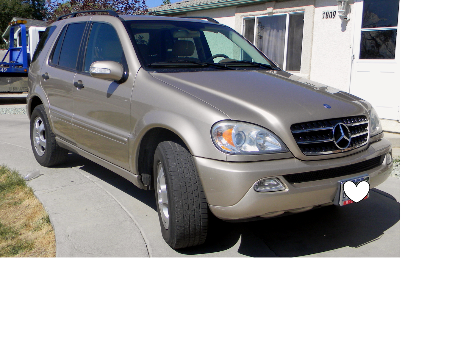 2003 mercedes benz m class exterior pictures cargurus for 2003 mercedes benz ml320