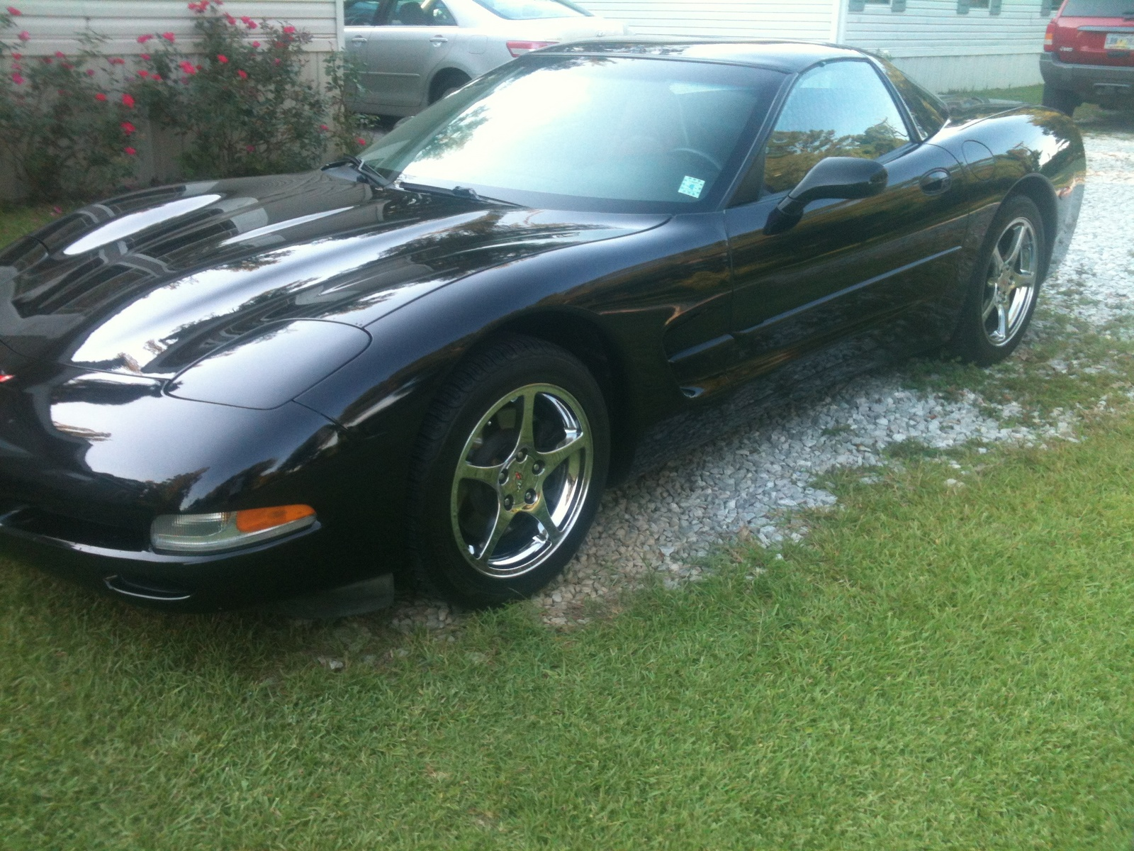 Picture of 1997 Chevrolet Corvette Base, exterior