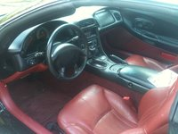 Picture of 1997 Chevrolet Corvette Coupe RWD, interior, gallery_worthy