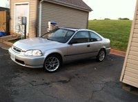 Picture of 1997 Honda Civic DX, exterior