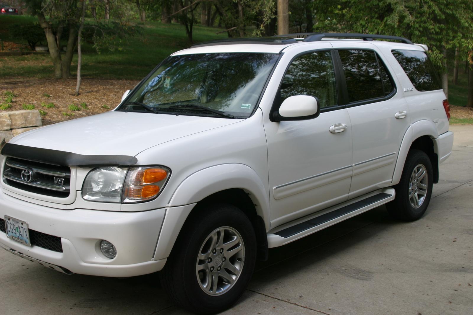 2003 Toyota Sequoia - Pictures - CarGurus