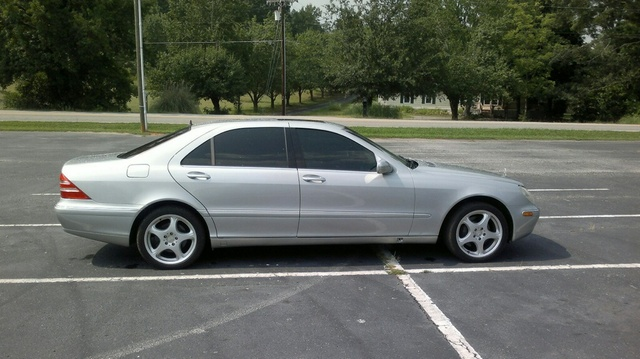 "2001 Mercedes-Benz S-Class S 600, This is my 2001 Mercedes-Benz S-Class 4 Dr S600 aka ""Showtime"" , aka ""League MVP"", exterior, gallery_worthy"