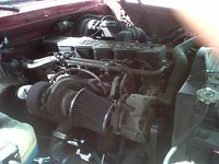 Picture of 1993 Dodge RAM 350 2 Dr LE Turbodiesel 4WD Extended Cab LB, engine