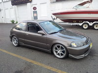 1996 Honda Civic DX Hatchback picture, exterior