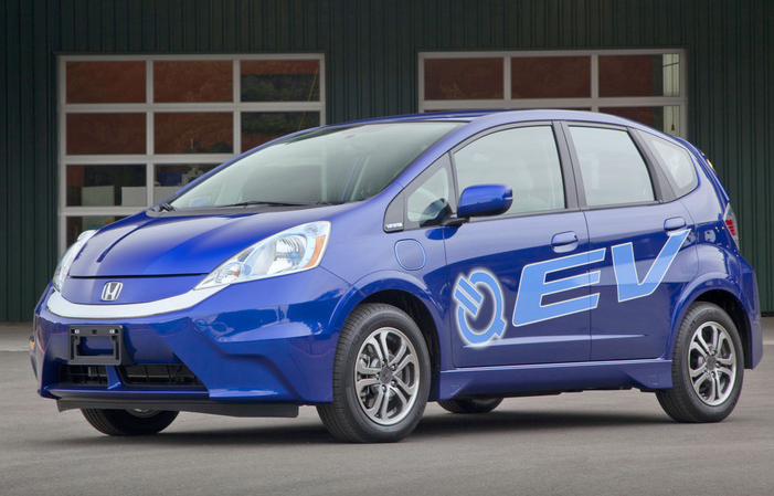 Picture of 2013 Honda Fit EV, manufacturer, exterior