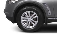 2013 Infiniti FX37, Front tire copyright AOL Autos., exterior, manufacturer