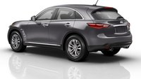 2013 Infiniti FX37, Back quarter view copyright AOL Autos., exterior, manufacturer