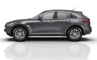 2013 Infiniti FX37, Side View copyright AOL Autos., manufacturer, exterior