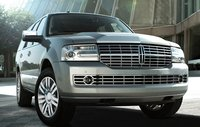 2013 Lincoln Navigator, Front View., exterior, manufacturer