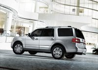 2013 Lincoln Navigator, Side View., exterior, manufacturer