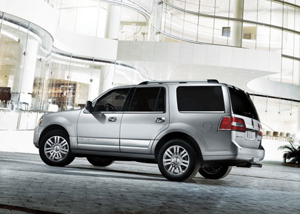 2013 Lincoln Navigator, Side View., manufacturer, exterior