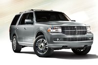 2013 Lincoln Navigator, Front quarter view., exterior, manufacturer, gallery_worthy