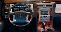 2013 Lincoln Navigator, Steering wheel., interior, manufacturer