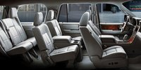 2013 Lincoln Navigator, Front and back Seat., interior, manufacturer