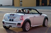 2013 MINI Roadster, Back quarter view copyright AOL Autos., exterior, manufacturer