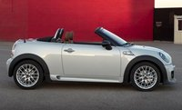 2013 MINI Roadster, Side view copyright AOL Autos., manufacturer, exterior