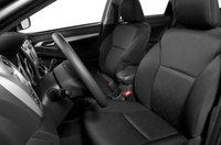 2013 Toyota Matrix, Front seat copyright AOL AUtos., interior, manufacturer