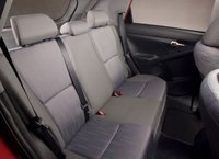 2013 Toyota Matrix, Back Seat copyright AOL Autos., manufacturer, interior