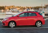 2013 Toyota Matrix, Side View copyright AOL Autos., exterior, manufacturer