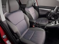 2013 Toyota Matrix, Front Seat copyright AOL Autos., manufacturer, interior