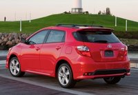 2013 Toyota Matrix, Back quarter view copyright AOL Autos., exterior, manufacturer
