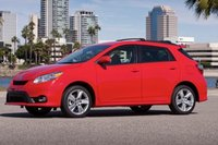 2013 Toyota Matrix, Front quarter view copyright AOL Autos., exterior, manufacturer