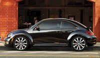 2013 Volkswagen Beetle, Side View., manufacturer, exterior