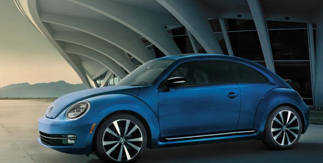 2013 Volkswagen Beetle, Front View., exterior, manufacturer