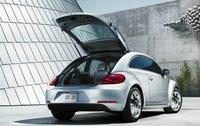 2013 Volkswagen Beetle, Back View. , exterior, manufacturer