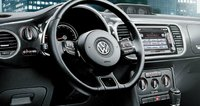 2013 Volkswagen Beetle, Steering Wheel., interior, manufacturer