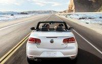 2013 Volkswagen Eos, Back View., exterior, manufacturer