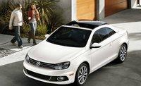 2013 Volkswagen Eos, Front quarter view., exterior, manufacturer