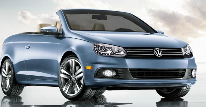 2013 Volkswagen Eos Overview Cargurus