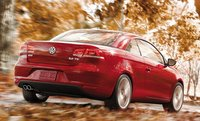2013 Volkswagen Eos, Back quarter view., exterior, manufacturer