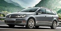 2013 Volkswagen Jetta SportWagen, Front quarter view., exterior, manufacturer
