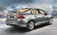 2013 Volvo S60, Back quarter view., manufacturer, exterior
