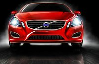 2013 Volvo S60, Front View., exterior, manufacturer
